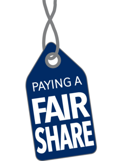 paying a fairshare
